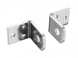 ABUS Mechanical 115/100 Locking Brackets Pair Carded