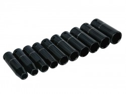 BlueSpot Tools 1/2in Metric Deep Impact Socket Set 10-24mm 10 Piece