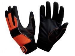 Bahco Production Soft Grip Glove Medium (Size 8)