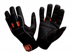 Bahco Power Tool Padded Palm Glove Large (Size 10)