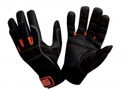 Bahco Power Tool Padded Palm Glove Medium (Size 8)