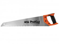 Bahco ProfCut Insulation Saw with New Waved Toothing 550mm (22in)