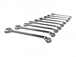 Britool Expert Offset Combination Spanner Set of 9 Metric 8 to 19mm