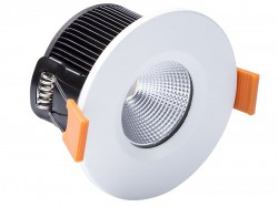 Byron LED Fire Rated Downlight 4.7W White 240V