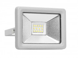 Byron Ultra Slim Integrated LED Floodlight 10 Watt 800 Lumen