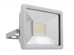 Byron Ultra Slim Integrated LED Floodlight 30 Watt 2500 Lumen