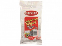 CarPlan Upholstery Wipes (Pouch of 20)