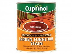 Cuprinol Softwood & Hardwood Garden Furniture Stain Mahogany 750ml