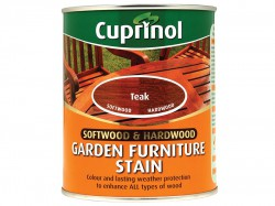 Cuprinol Softwood & Hardwood Garden Furniture Stain Teak 750ml