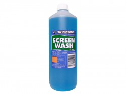 Silverhook Concentrated All Seasons Screen Wash 1 Litre