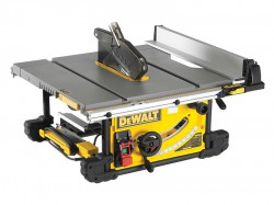 DEWALT DW745RS 250mm Portable Site Saw & DE7400 Stand 1850 Watt 240 Volt