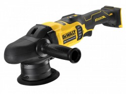 DEWALT DCM848N XR Brushless Polisher 125mm 18V Bare Unit