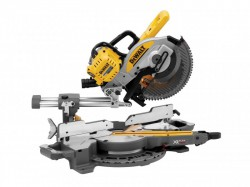 DEWALT DCS727N XR FlexVolt Brushless Slide Mitre Saw 250mm 18/54V Bare Unit