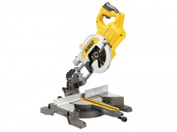 DEWALT DCS777T2 FlexVolt XR 216mm Mitre Saw 54 Volt 2 x 6.0/2.0Ah Li-Ion