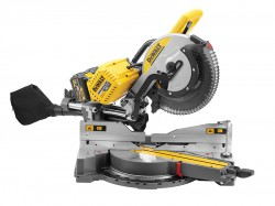 DEWALT DHS780T2 FlexVolt XR Brushless Mitre Saw 305mm 18/54V 2 x 6.0/2.0Ah Li-ion