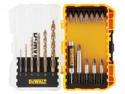 DEWALT DT70711 Extreme 2 Metal Drill Drive Set, 19 Piece