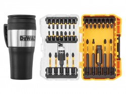 DEWALT DT70736TM FLEXTORQ Screwdriving Set, 32 Piece + Mug