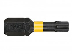 DEWALT Impact Torsion Bits TX25 25mm Pack of 5