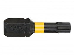 DEWALT Impact Torsion Bits TX30 25mm Pack of 5