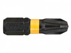 DEWALT Impact Torsion Bits PH3 25mm Pack of 5
