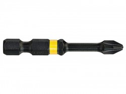 DEWALT Impact Torsion Bits PH3 50mm Pack of 5
