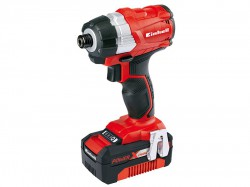 Einhell TE-CI 18 LI BL Power X-Change Brushless Impact Driver 18V 1 x 4.0Ah Li-ion