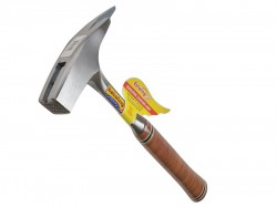 Estwing E239MM Roofers Pick Hammer Milled Face - Leather Grip