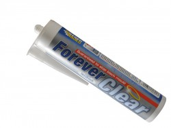 Everbuild Forever White Sealant Clear