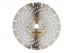 Faithfull Marathon Diamond Blade Masonry & Steel 230mm x 22.2mm