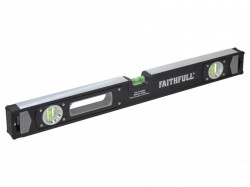 Faithfull Prestige Professional Heavy-Duty Spirit Level 60cm