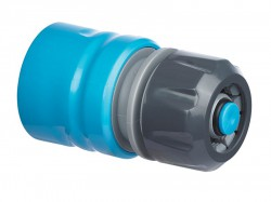 Flopro Flopro Water Stop Hose Connector 12.5mm (1/2in)