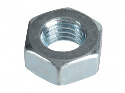 Forgefix Hexagonal Nuts & Washers ZP M10 Forge Pack 10