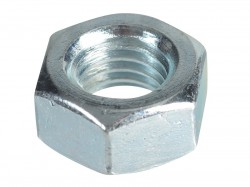Forgefix Hexagonal Nuts & Washers ZP M12 Forge Pack 6
