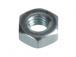 Forgefix Hexagonal Nuts & Washers ZP M3 Forge Pack 60