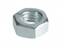 Forgefix Hexagonal Nuts & Washers ZP M5 Forge Pack 40