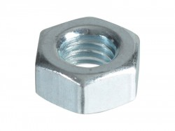 Forgefix Hexagonal Nuts & Washers ZP M6 Forge Pack 25
