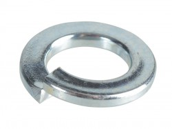 Forgefix Spring Washers DIN127 ZP M12 Forge Pack 10