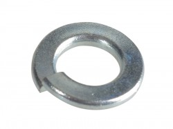 Forgefix Spring Washers DIN127 ZP M6 Forge Pack 60