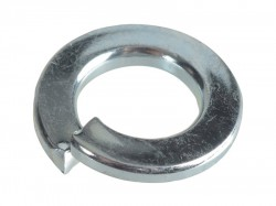Forgefix Spring Washers DIN127 ZP M8 Forge Pack 30