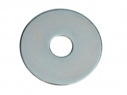 Forgefix Flat Repair Washers ZP M10 x 40mm Forge Pack 6