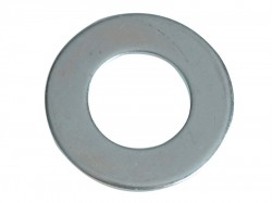 Forgefix Flat Penny Washers ZP M12 x 25mm Forge Pack 20