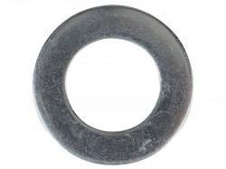Forgefix Flat Washers DIN125 ZP M16 Forge Pack 8