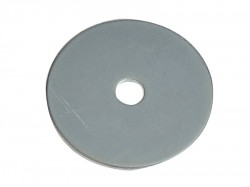 Forgefix Flat Repair Washers ZP M6 x 40mm Forge Pack 6
