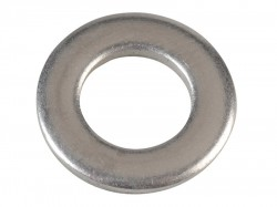 Forgefix Flat Washers DIN125 A2 Stainless Steel M6 Forge Pack 60
