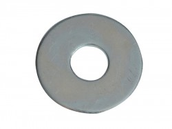 Forgefix Flat Washers ZP M8 x 25mm Forge Pack 20