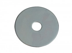 Forgefix Flat Repair Washers ZP M8 x 40mm Forge Pack 6