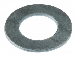 Forgefix Flat Penny Washer ZP M8 x 25mm Bag 10