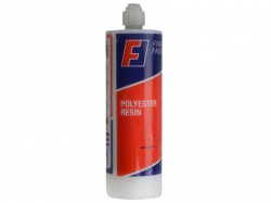 Forgefix Chemical Anchor Polyester Resin 380ml Box 1