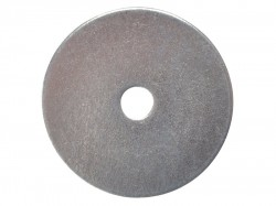 Forgefix Flat Repair Washers ZP M6 x 40mm Bag 10