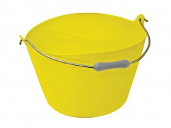 Gorilla Tubs Flexible Tub Bucket 22 Litre
